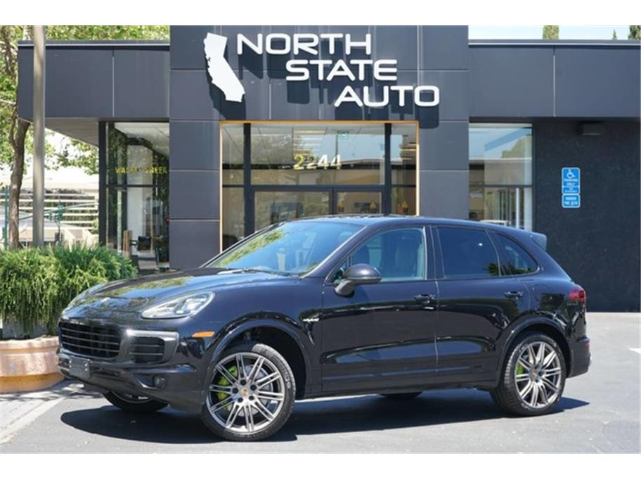 2017 Porsche Cayenne from North State Auto