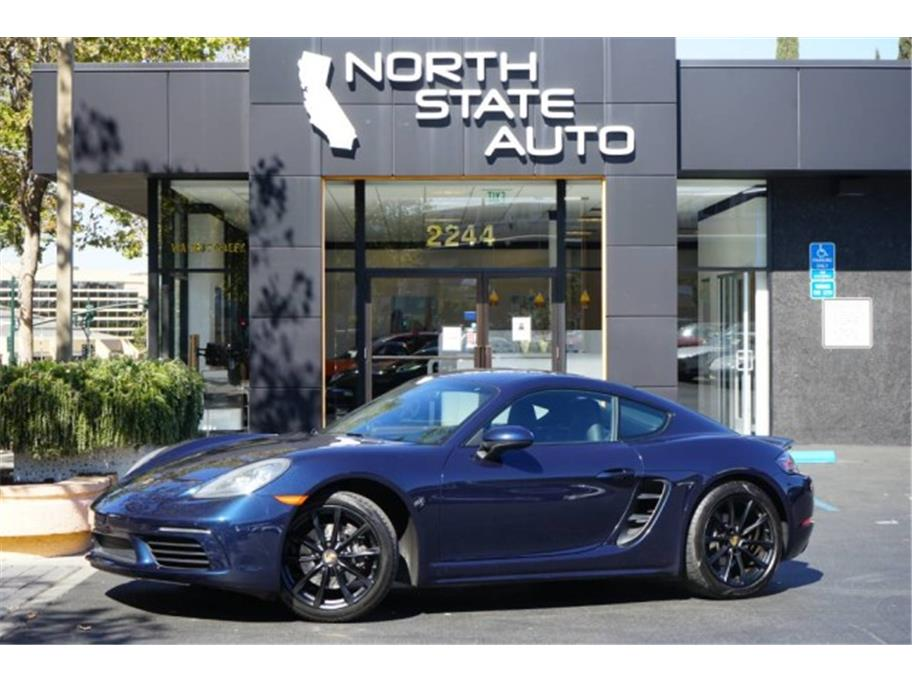2017 Porsche 718 Cayman from North State Auto