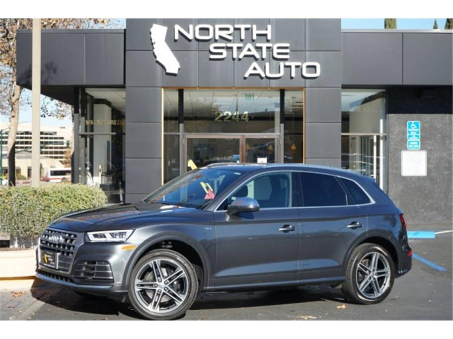 2018 Audi SQ5 from North State Auto