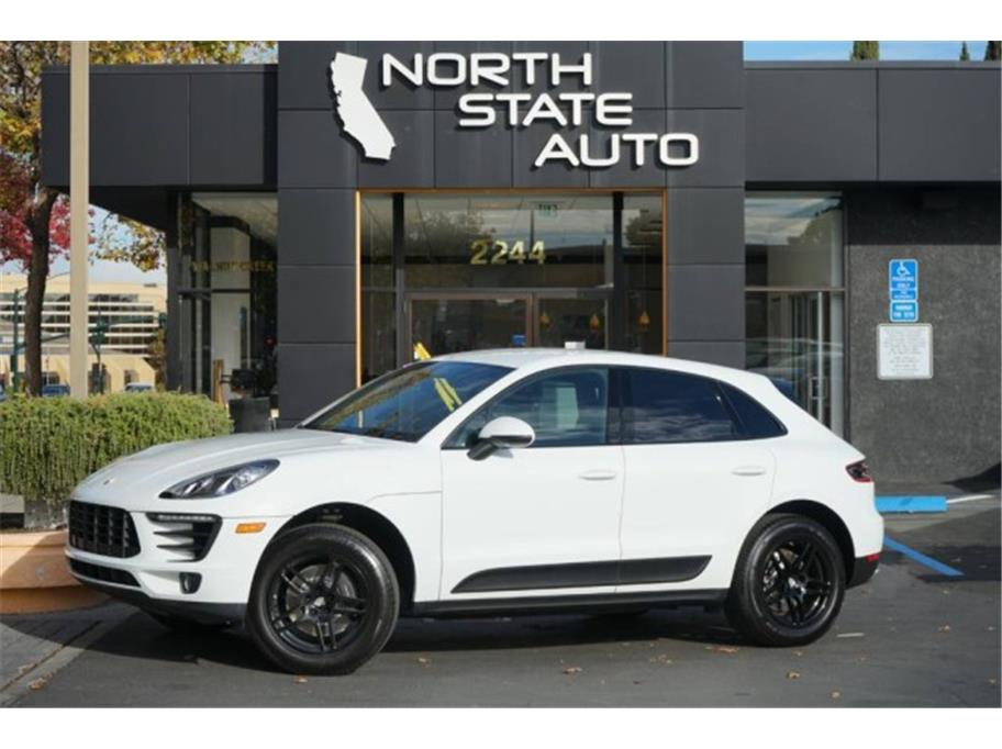 2018 Porsche Macan from North State Auto