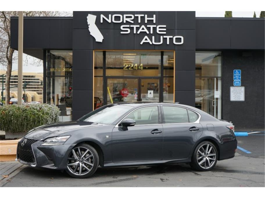 2018 Lexus GS from North State Auto
