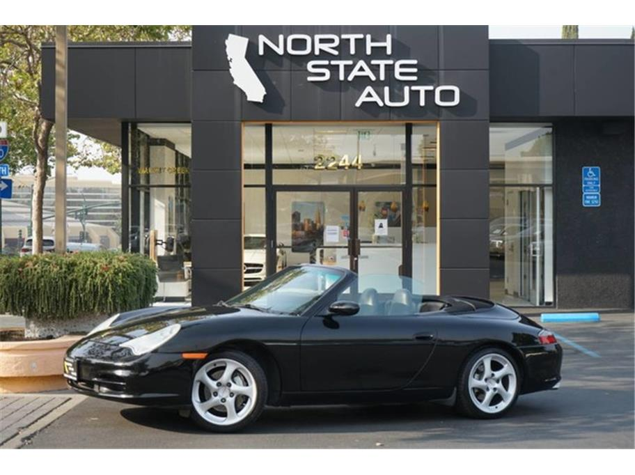 2003 Porsche 911 from North State Auto
