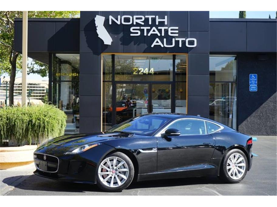 2017 Jaguar F-TYPE from North State Auto