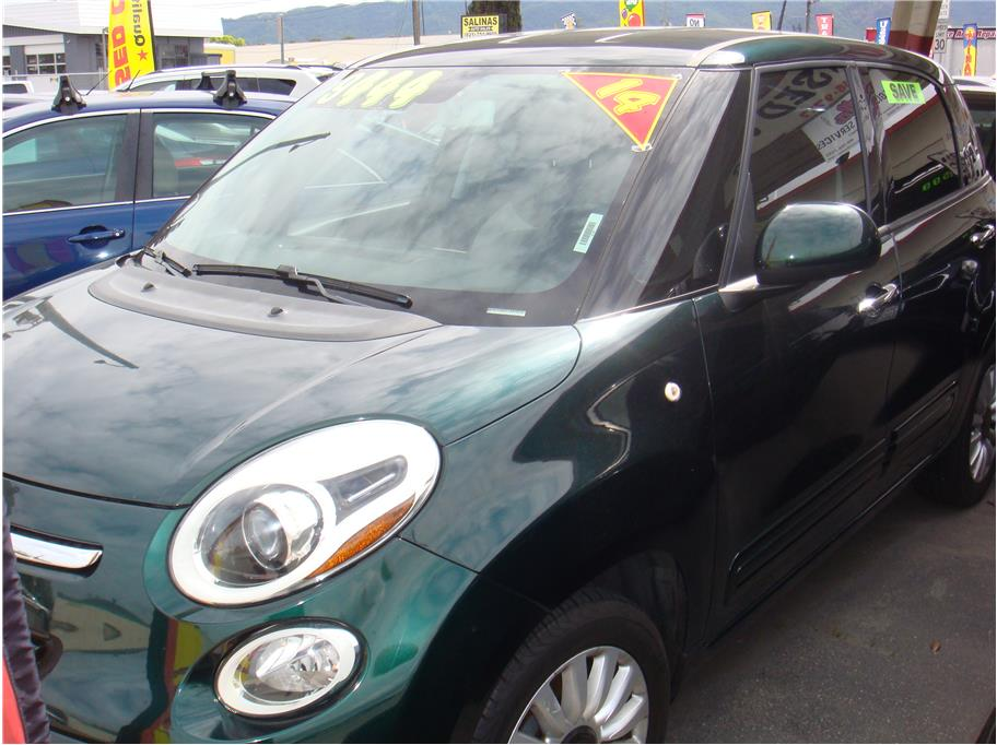 2014 FIAT 500L from Mike's Used Cars, Inc.