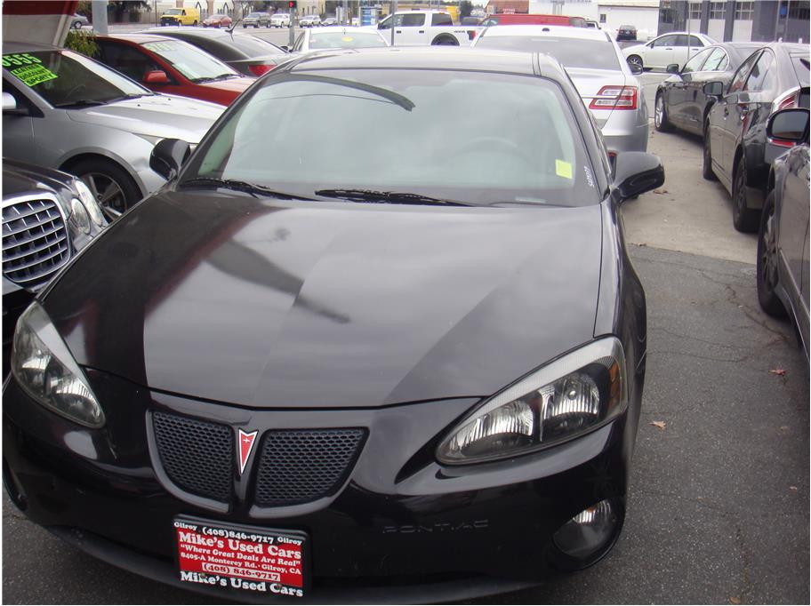 2008 Pontiac Grand Prix from Mike's Used Cars, Inc.