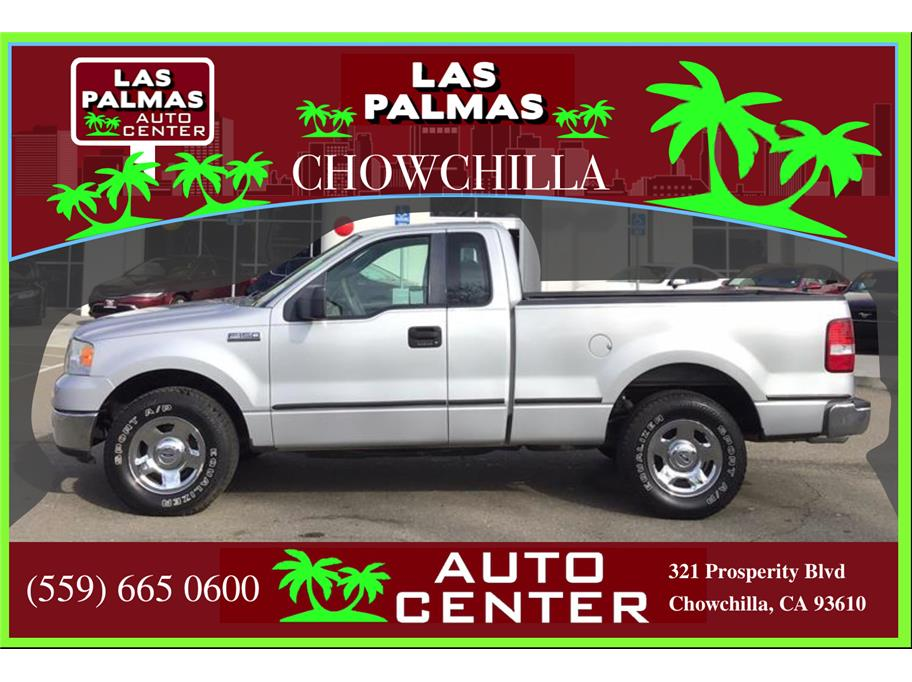 2008 Ford F150 Regular Cab from Las Palmas Auto Center