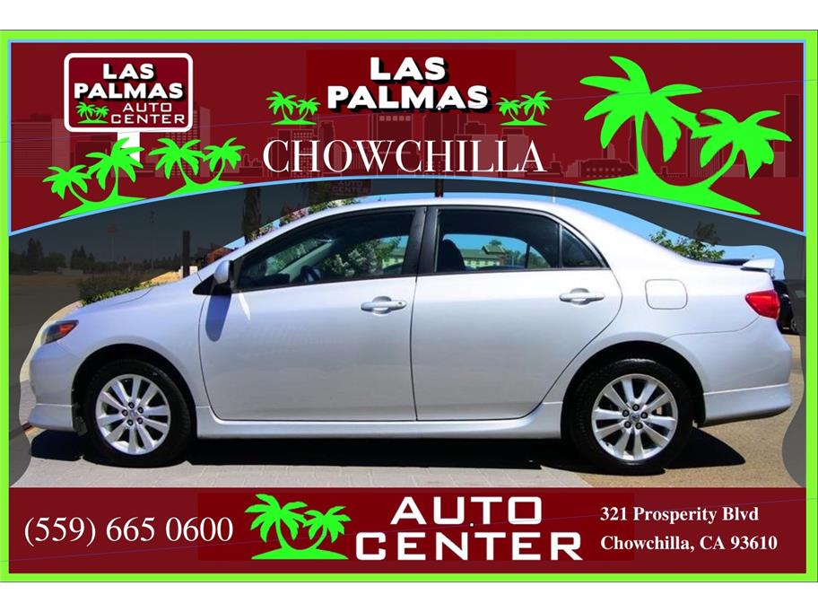 2010 Toyota Corolla from Las Palmas Auto Center