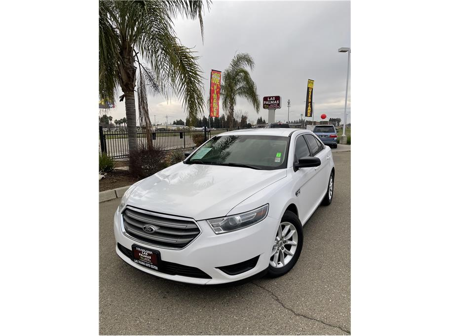 2014 Ford Taurus from Las Palmas Auto Center