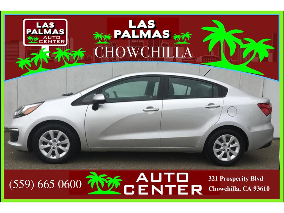 2017 Kia Rio from Las Palmas Auto Center