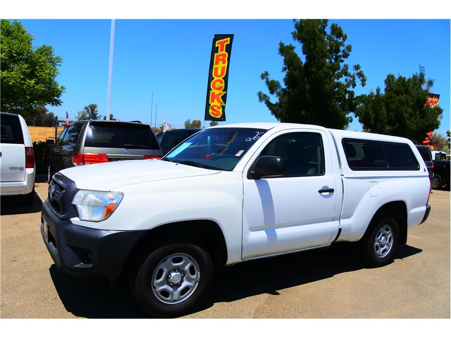 2014 Toyota Tacoma Regular Cab from Las Palmas Auto Center