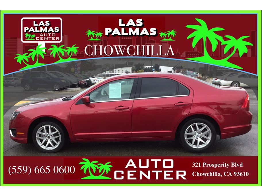 2012 Ford Fusion from Las Palmas Auto Center