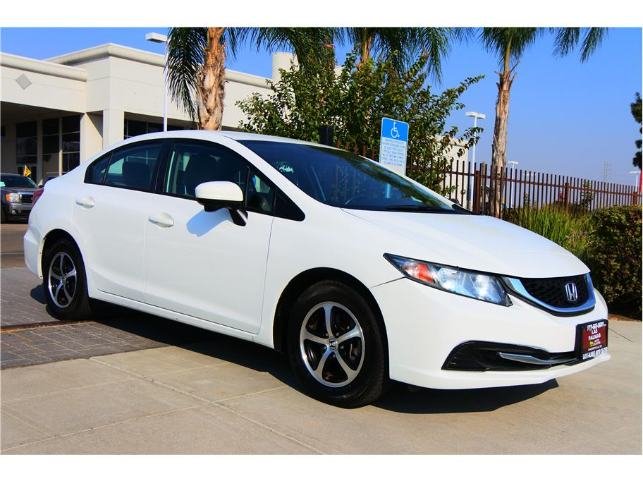 2015 Honda Civic from Las Palmas Auto Center