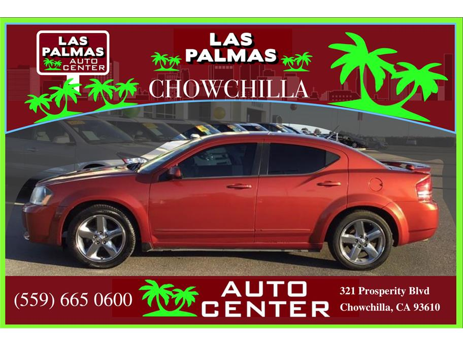 2008 Dodge Avenger from Las Palmas Auto Center
