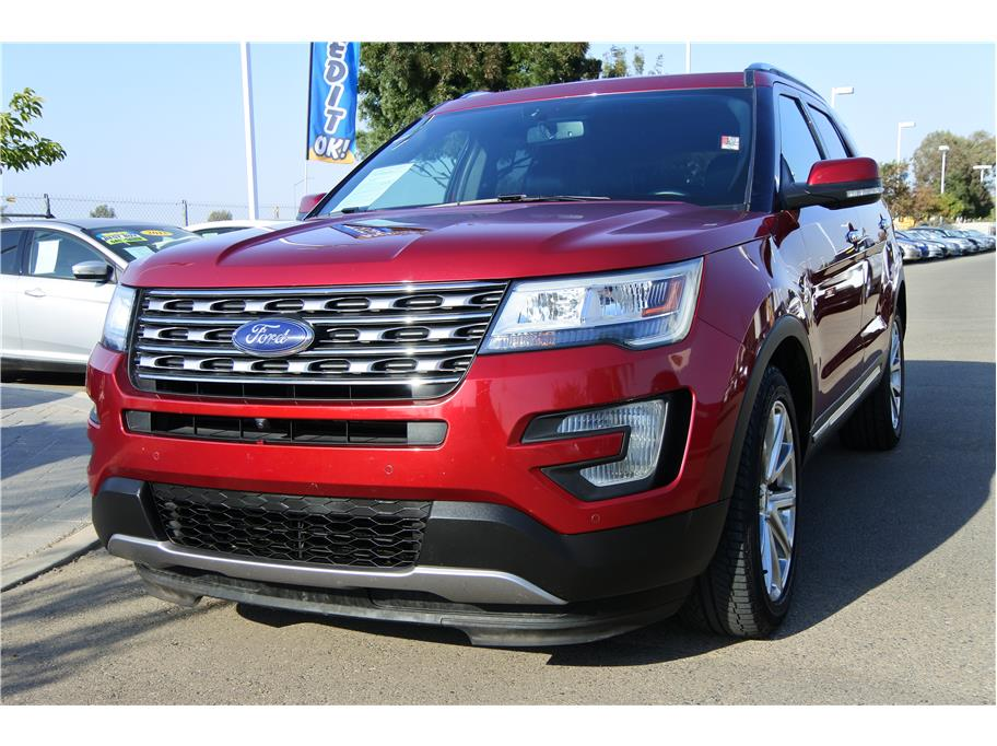 2017 Ford Explorer from Las Palmas Auto Center