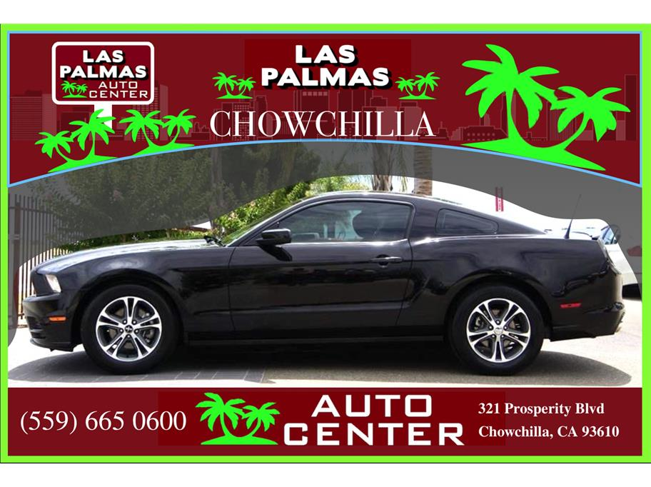 2014 Ford Mustang from Las Palmas Auto Center