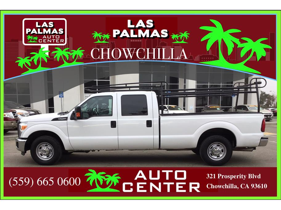 2016 Ford F250 Super Duty Crew Cab from Las Palmas Auto Center