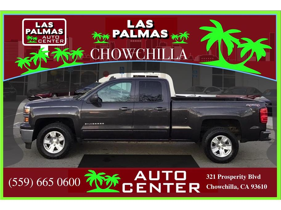 2015 Chevrolet Silverado 1500 Double Cab from Las Palmas Auto Center