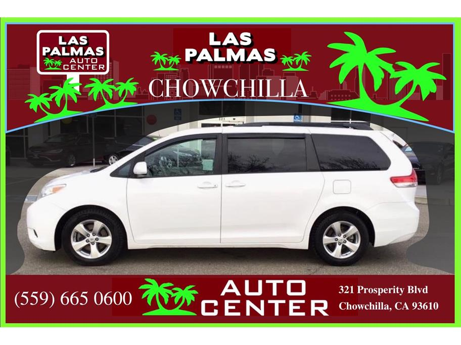 2014 Toyota Sienna from Las Palmas Auto Center