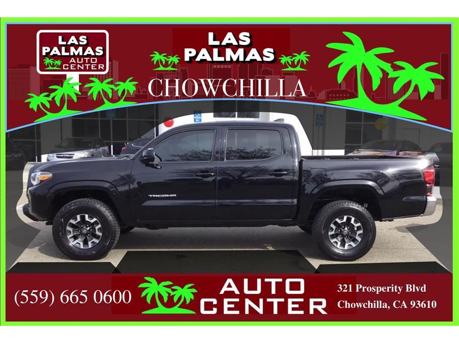 2018 Toyota Tacoma Double Cab from Las Palmas Auto Center