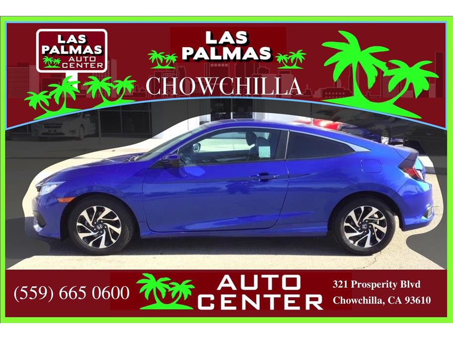 2017 Honda Civic from Las Palmas Auto Center