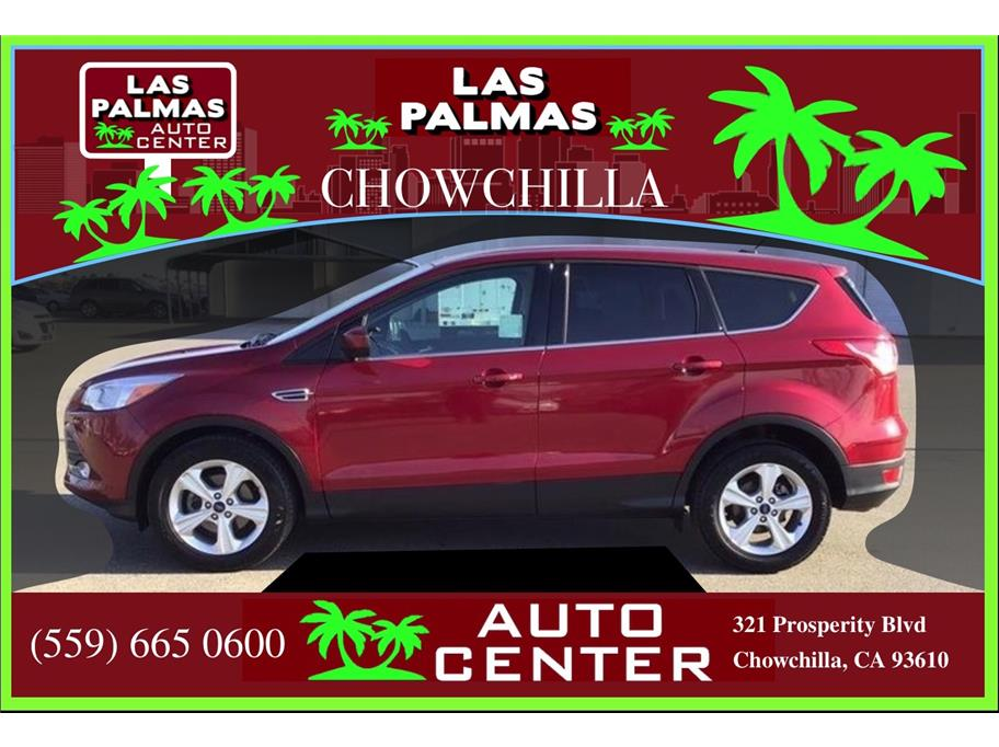 2016 Ford Escape from Las Palmas Auto Center