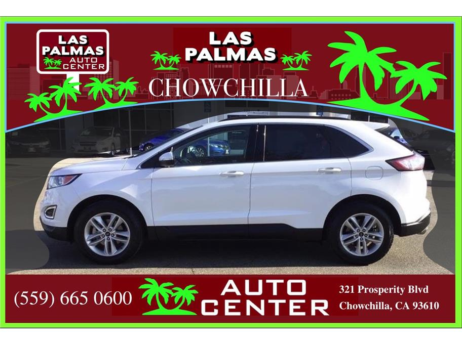 2017 Ford Edge from Las Palmas Auto Center