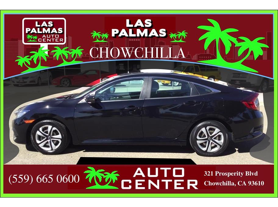2016 Honda Civic from Las Palmas Auto Center