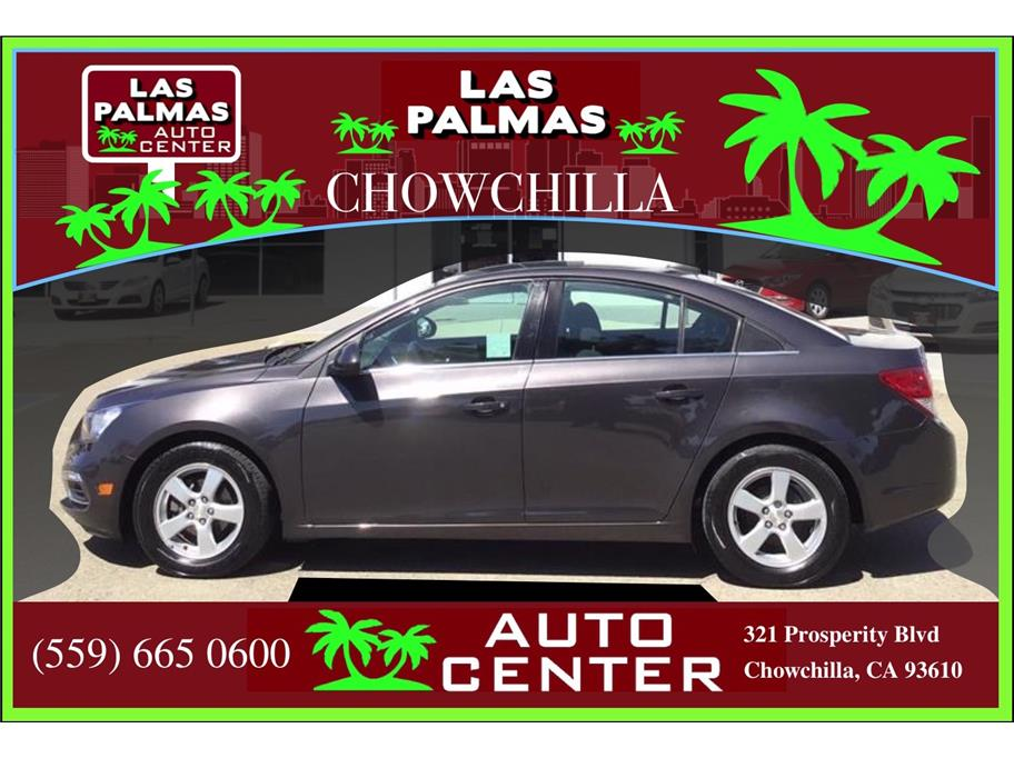 2016 Chevrolet Cruze Limited from Las Palmas Auto Center