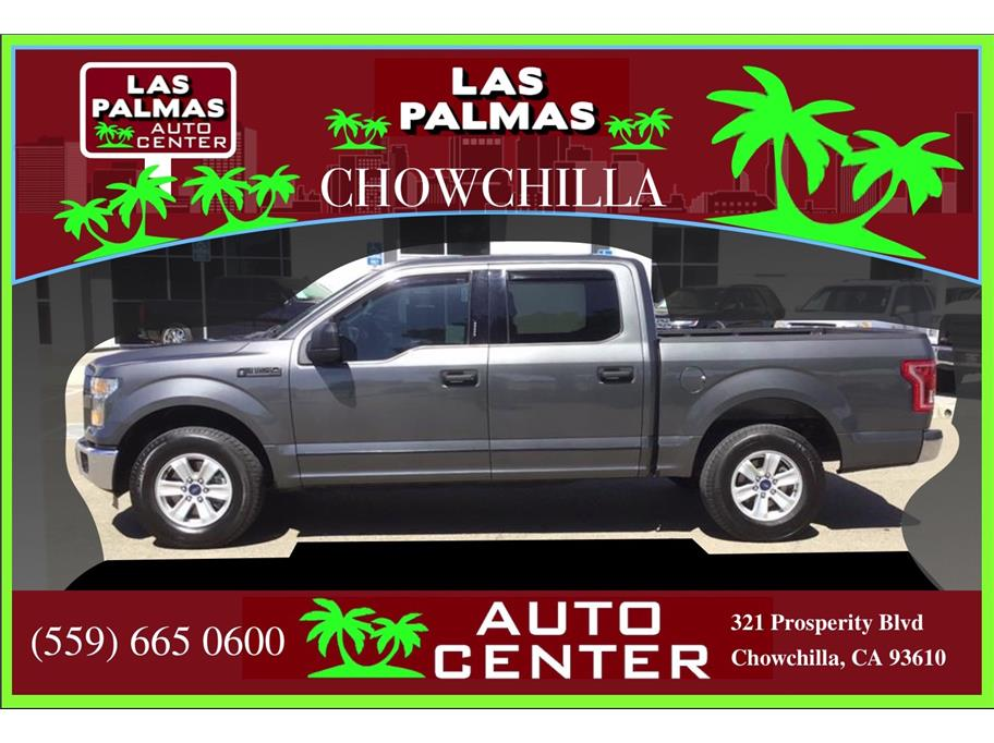 2016 Ford F150 SuperCrew Cab from Las Palmas Auto Center