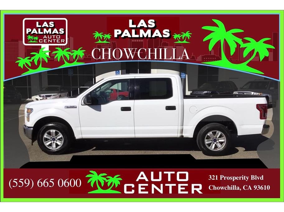 2017 Ford F150 SuperCrew Cab from Las Palmas Auto Center