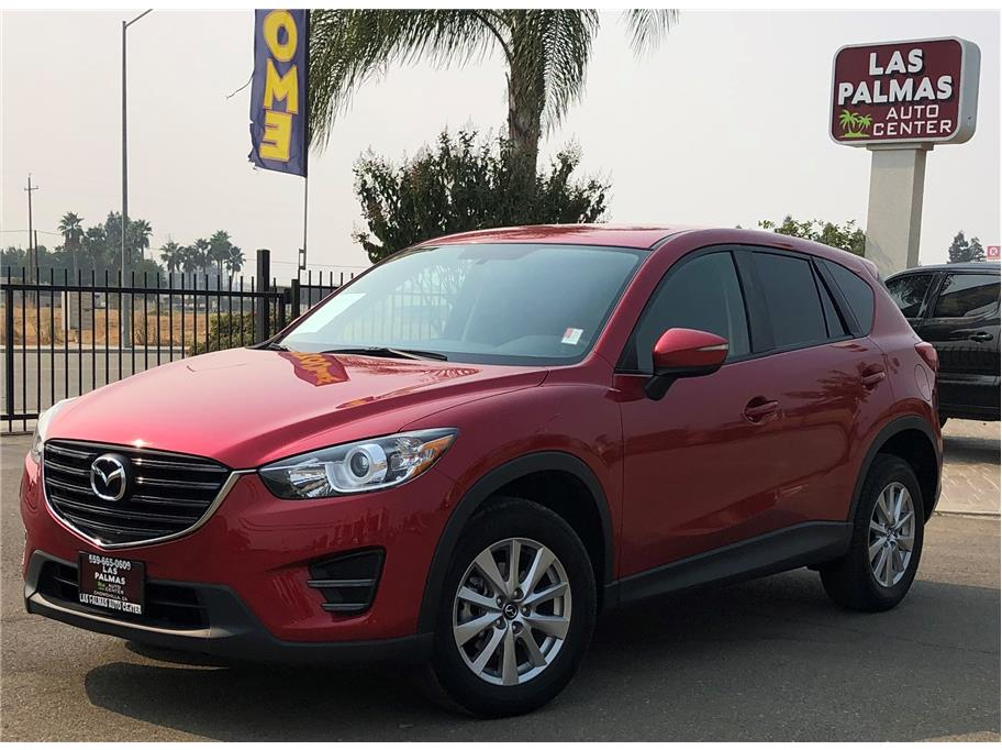 2016 MAZDA CX-5 from Las Palmas Auto Center