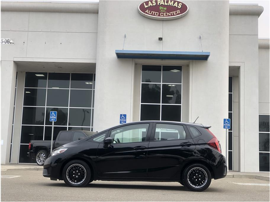 2015 Honda Fit from Las Palmas Auto Center