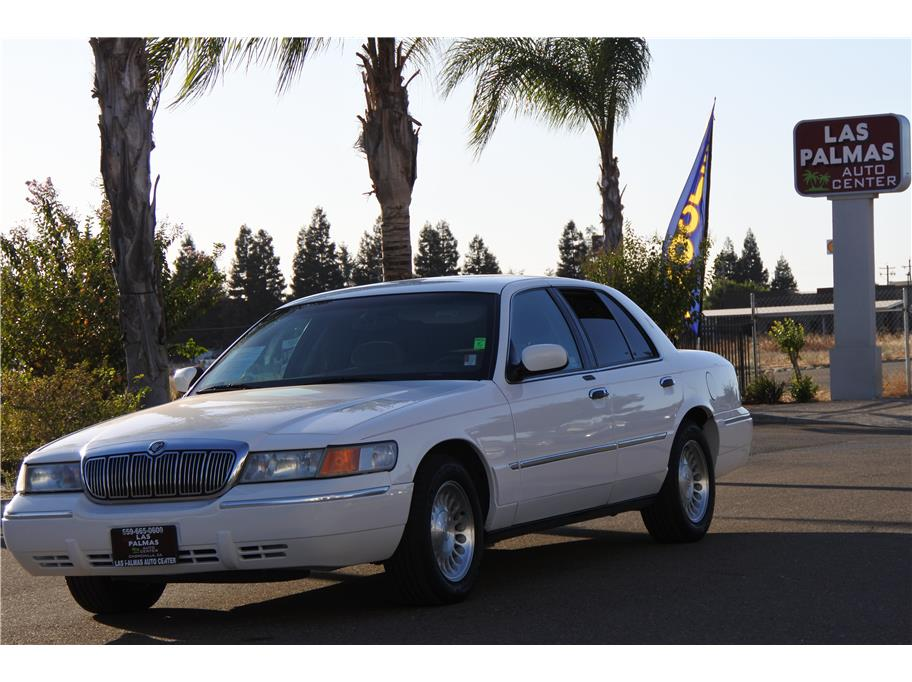 2001 Mercury Grand Marquis from Las Palmas Auto Center