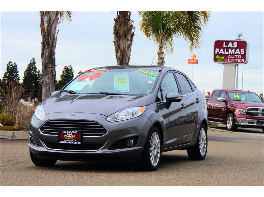 2014 Ford Fiesta from Las Palmas Auto Center