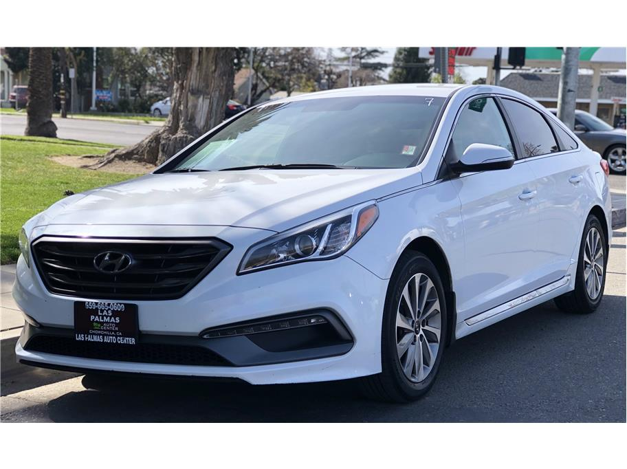 2017 Hyundai Sonata from Las Palmas Auto Center