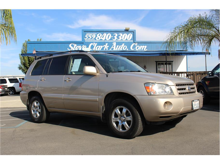 2007 Toyota Highlander from Steve Clark Auto Sales