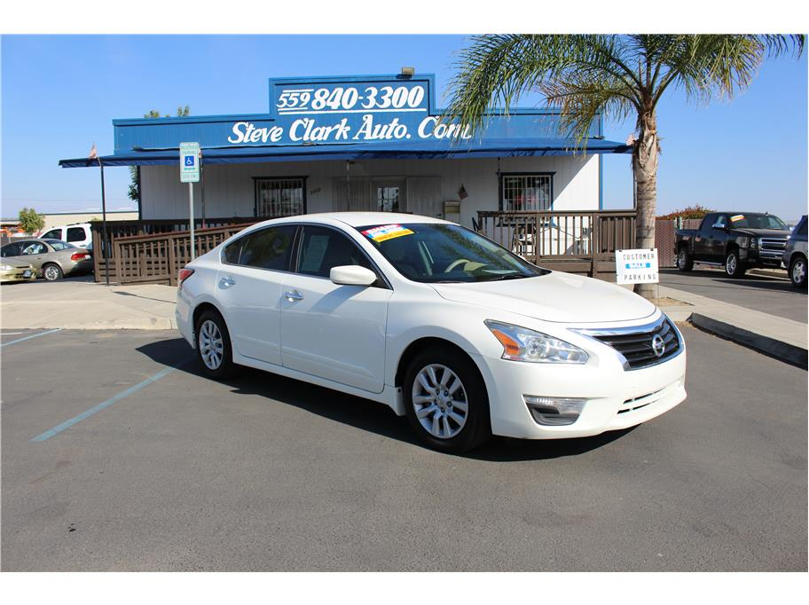 2014 Nissan Altima from Steve Clark Auto Sales