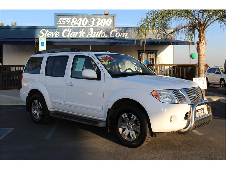 2010 Nissan Pathfinder from Steve Clark Auto Sales