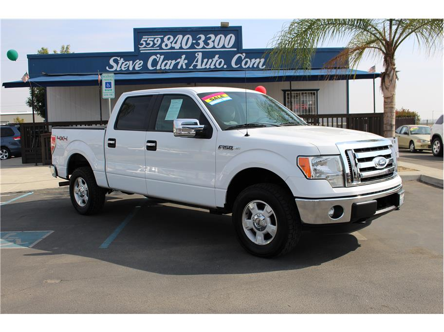 2012 Ford F150 SuperCrew Cab from Steve Clark Auto Sales