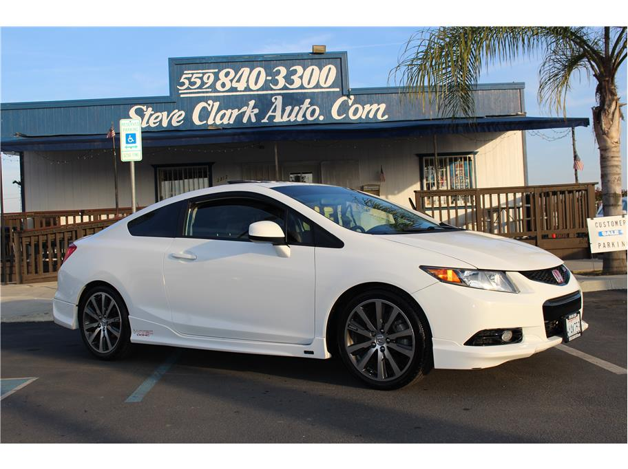 2012 Honda Civic from Steve Clark Auto Sales