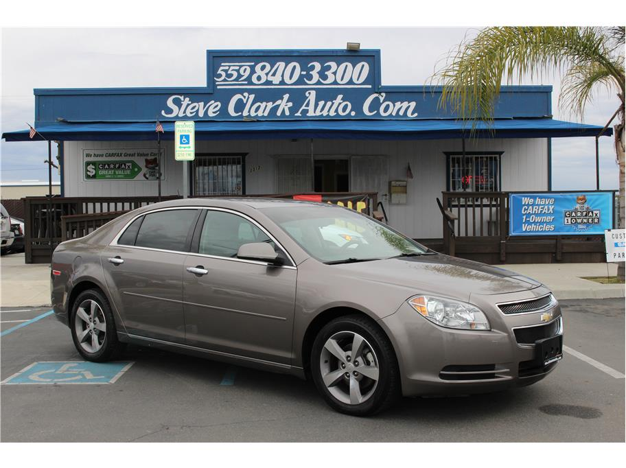 2012 Chevrolet Malibu from Steve Clark Auto Sales