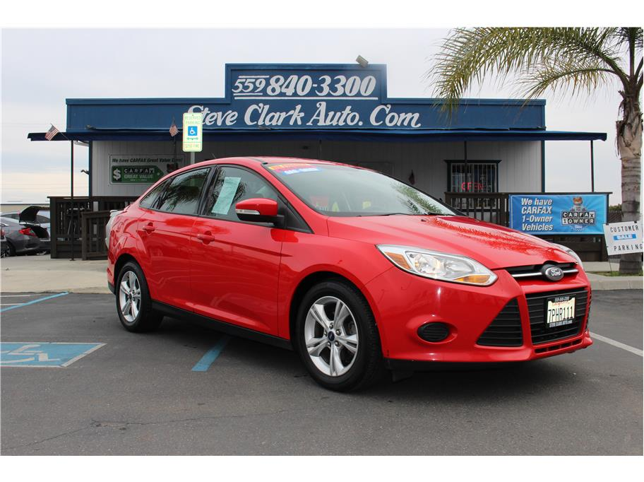 2013 Ford Focus from Steve Clark Auto Sales
