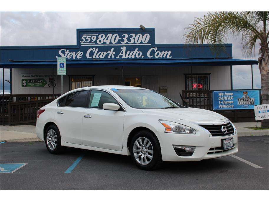 2013 Nissan Altima from Steve Clark Auto Sales