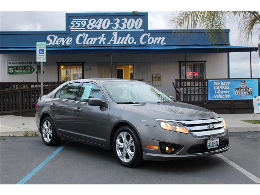 2012 Ford Fusion from Steve Clark Auto Sales