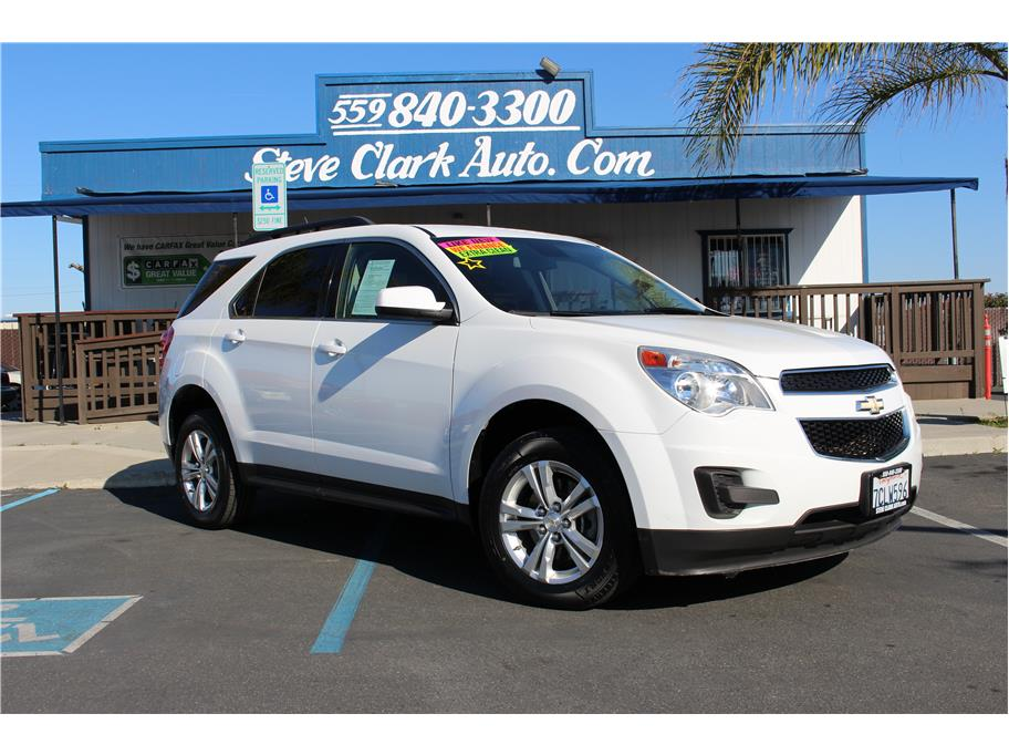 2014 Chevrolet Equinox from Steve Clark Auto Sales