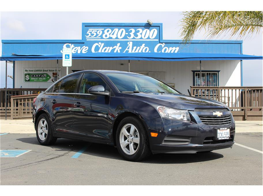 2013 Chevrolet Cruze from Steve Clark Auto Sales