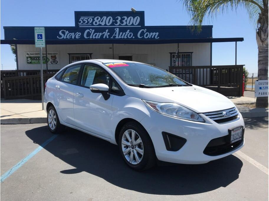 2013 Ford Fiesta from Steve Clark Auto Sales