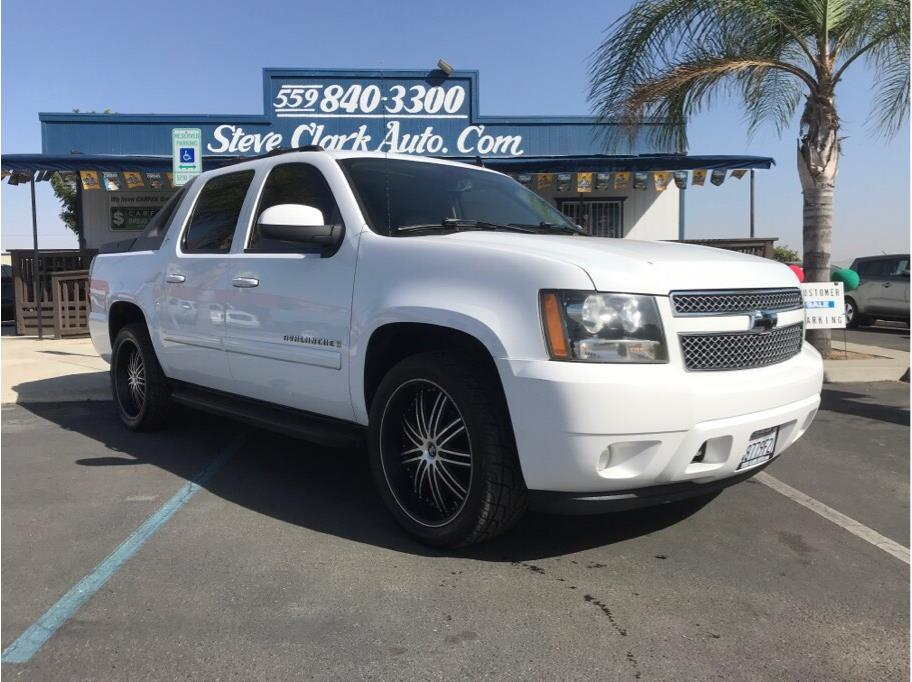2007 Chevrolet Avalanche from Steve Clark Auto Sales
