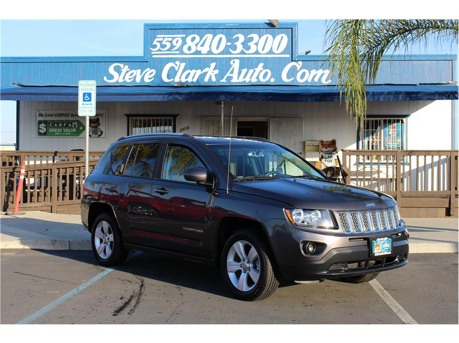2016 Jeep Compass from Steve Clark Auto Sales