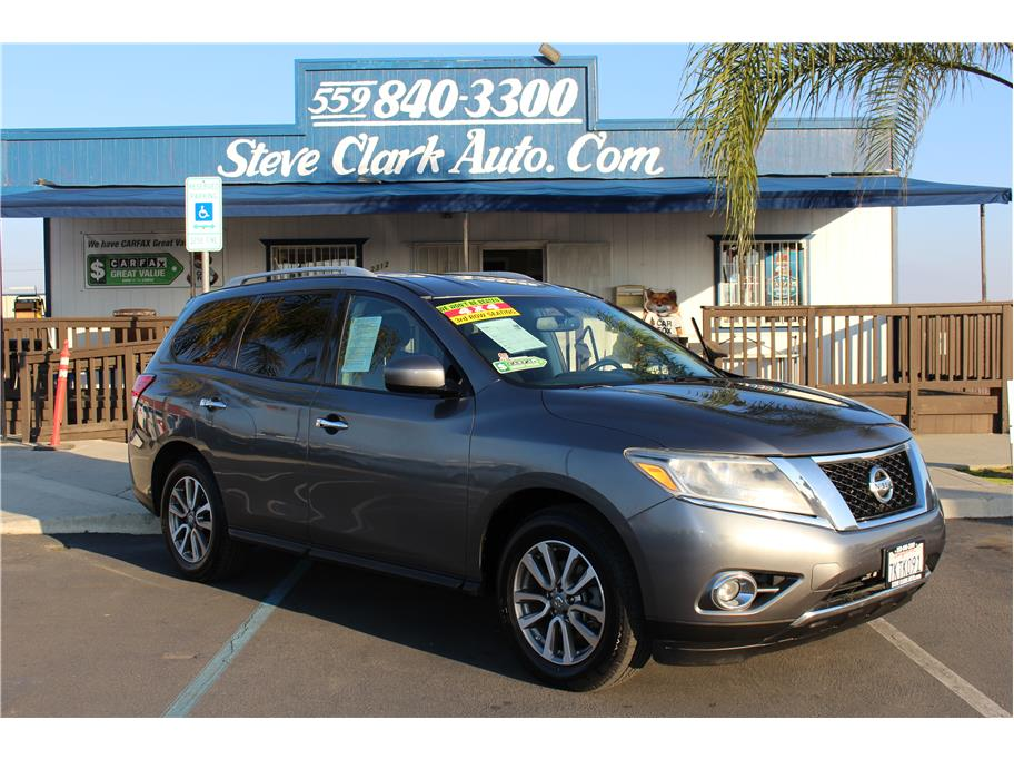 2015 Nissan Pathfinder from Steve Clark Auto Sales